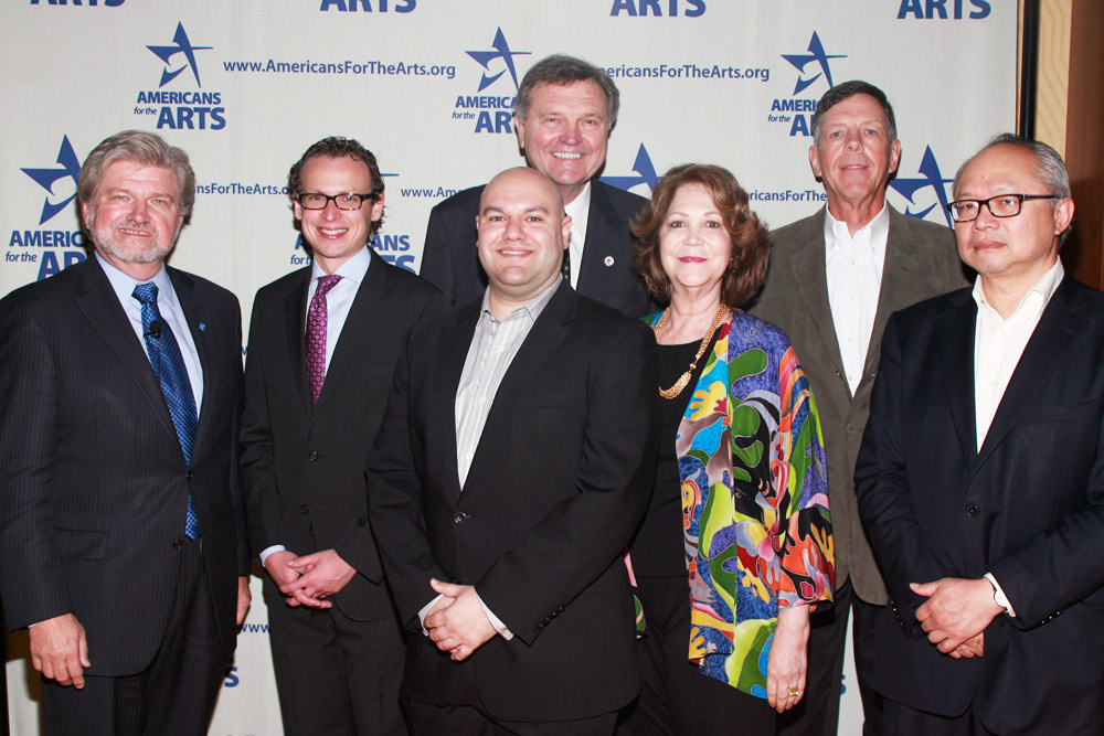 Leadership Awards | Americans for the Arts | 2012 Annual Report